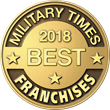 America's Swimming Pool Company Announces Ranking in Military Times Best: Franchises 2018