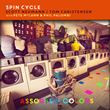 "Spin Cycle Further Refines Its Adventuresome Sound on Sophomore Album ""Assorted Colors,"" Set for Release April 6 on Sound Footing Records"