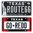 TxDMV Board Approves Two New Plates for Texas