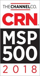 MSP 500 2018 Award