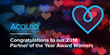 Mirum EMEA Repeats Elite Status as Acquia Partner of the Year in 2018