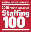 Chad Lane Named to Staffing Industry Analysts 2018 Staffing 100 List
