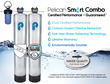 Pelican Water Releases First and Only Dual-Certified Combo System