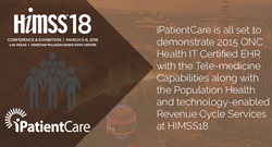 HIMSS 2018 allset for Participation