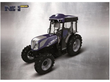 New Holland T4.110F Vineyard Tractor. Photo courtesy of New Holland Agriculture.