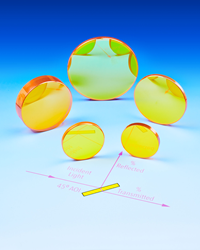 Laser Research CO2 Laser Beam Splitters