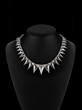 Designer Justine Cullen's Midnight Necklace
