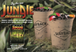 Wayback Burgers Announces Jumanji: Welcome to the Jungle Partnership with Jungle Crumble Milkshake, Free Wayback Classic Burger Coupons