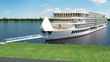 Bow-Gangway: Modern Riverboat Series
