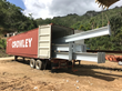 Crowley Carries Bridge Sections and Oversized Drill to Puerto Rico in Support of Roadway Reconstruction