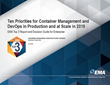 Enterprise Management Associates Releases EMA Top 3 Decision Guide for Container and DevOps Technologies