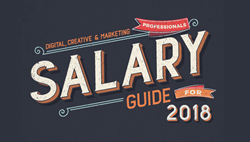 2018 Digital Creative Salary Guide