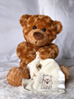 Cubby Comfort Bear - New Sympathy Gift for Kids is Launched by Mother-Daughter Team from TheComfortCompany.net