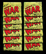 Horrors of War 12 Unopened Pack Dealer Preview, estimated at $20,000-40,000.