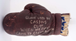 1954 Cassius Clay Earliest Known Boxing Glove, estimated at $10,000-20,000.