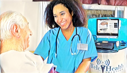 TeleMedicine Lowering Return To Hospital Rates By Treating Patients In Place