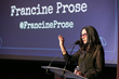 Novelist Francine Prose speaking at House of SpeakEasy gala on February 26th.  Photo credit: Beowulf Sheehan