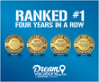 Dream Vacations Named #1 Franchise for Veterans by Military Times for Fourth Year in a Row