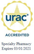 ARJ Infusion Services Earns URAC Accreditation in Specialty Pharmacy
