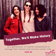 For Women's History Month, Bright Pink® Empowers Women Across the Nation to Progress the Women's Health Movement by Prioritizing Breast & Ovarian Health