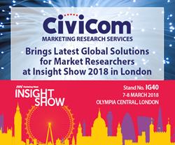 Civicom at Insight Show London 2018