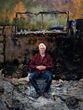 "Duane Eells ""Acceptance--  Ray Powers, Thomas Fire 2017"""