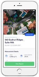 EagleView Measurement Apps for Ordering Roof Reports