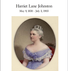 Harriet Lane is the first lady of Franklin County.