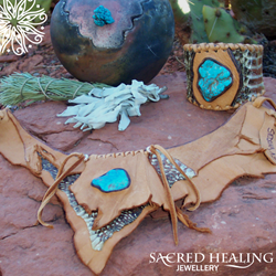 Sacred Healing Jewelry by Phoenix Two Moons