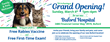 Total Veterinary Care Grand Opening, March 4th, 1:00-4:00