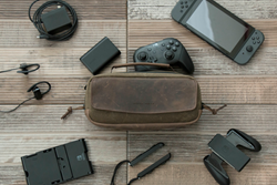 SwitchPack for the Nintendo Switch — stores everything a gamer needs for ready-to-play gaming on the go