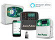 Users of Rain Bird's WiFi-enabled controllers can now enjoy the benefits of voice-activated irrigation control with Amazon's Alexa.