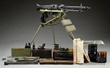 Mauser Manufactured WWII German MG42 Machine Gun on Lafette Mount with Accessories, estimated at $30,000-40,000.