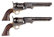 Consecutively Numbered Confederate Pistols Known, Rigdon & Ansley Revolvers, estimated at $60,000-80,000.