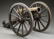 Civil War Ames 1863 Dated Bronze 12-Pounder Mountain Howitzer, estimated at $45,000-65,000.