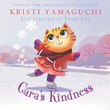 Cara's Kindness is one of three titles written by Kristi Yamaguchi that will be featured on BookNook