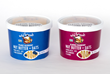 Wild Friends' two new Nut Butter Oats flavors: Peanut Blueberry with Classic Peanut Butter and Almond Cranberry with Classic Almond Butter.