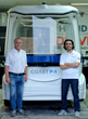 Coast Autonomous Recruits Three-Time Indianapolis 500 Winner Dario Franchitti