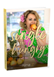 "Chef Alina Z's new book, ""Single and Hungry: A Realistic Guide to Food and Self-Love,"" available on Amazon.com.  Photoraphy by Erin Cami. Cover by Denson Design."