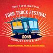 2018 Columbus Food Truck Festival Logo
