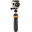 Iggy mini tripod as handle for action cam