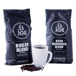 Cafe Joe USA's whole bean coffees