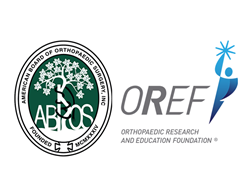 ABOS and OREF logos