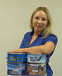 Michele Durham, Sea Hawk Paints' new Operations Support Specialist