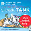 "The Global Wellness Summit (GWS), the foremost gathering of international leaders in the $3.7 trillion global wellness economy, is accepting submissions for its 3rd annual ""Shark Tank of Wellness"" stu"