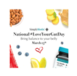 SimplyBiotix® to Launch National #LoveYourGutDay On March 15, 2018