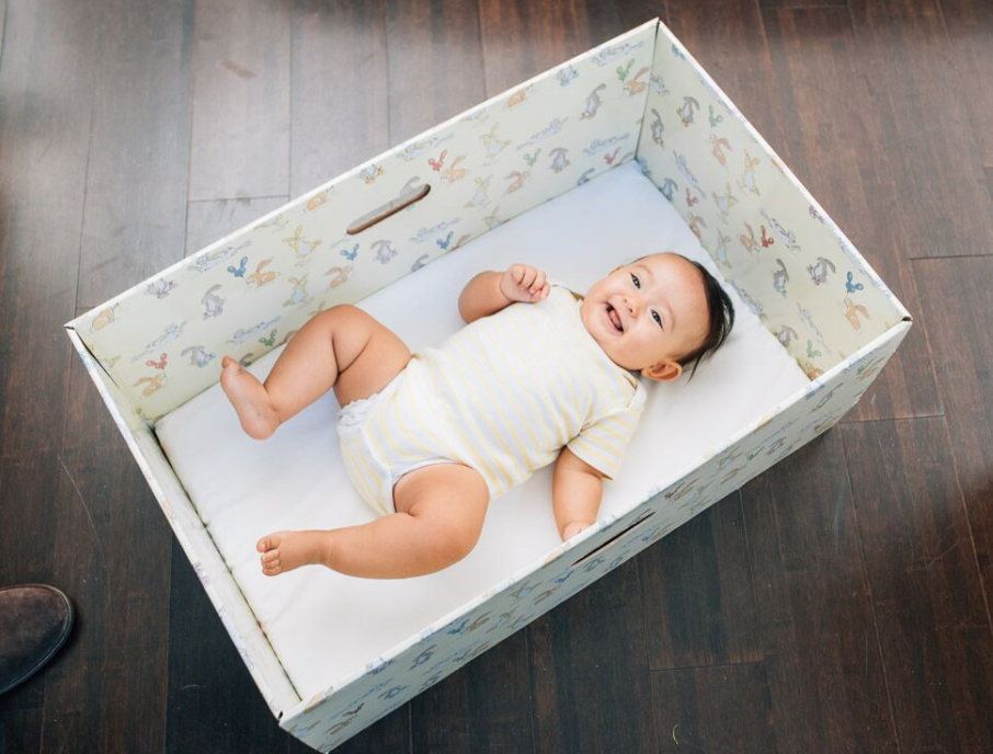 The Baby Box Co Launches Tenth And Largest Free Program