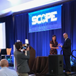 Bioclinica accepted the Clinical Informatics News Award at the 2018 SCOPE Summit