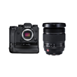 Fujifilm X-H1 Mirrorless Body with Power Booster Grip Kit/XF 16-55mm F2.8 R Lens