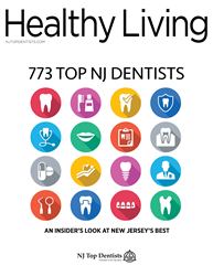 2018 NJ Top Dentists Issue of Healthy Living Magazine